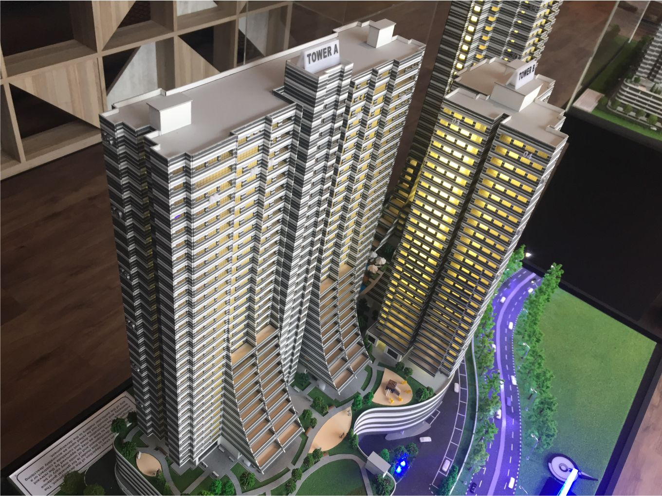 Amazing Models :: Project Gallery | Architectural Model Maker JB
